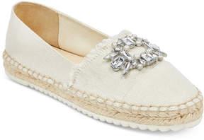 Marc Fisher Barnum Jeweled Espadrille Flats Women's Shoes