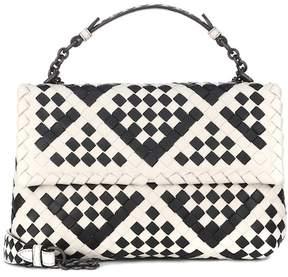 Bottega Veneta Olimpia Small leather shoulder bag