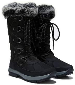 BearPaw Women's Gwyneth Waterproof Tall Winter Boot