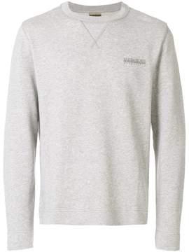 Napapijri logo sweatshirt