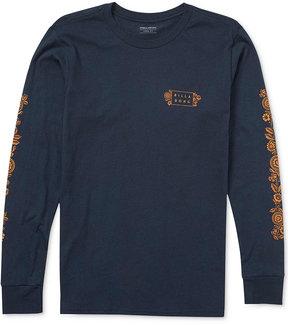 Billabong Men's Mandala Graphic-Print Shirt
