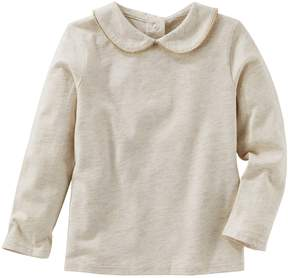 Osh Kosh Toddler Girl Peter Pan Collar Top