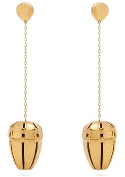 Ellery Varment drop earrings