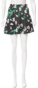 Camilla And Marc Camouflage Neoprene Skirt