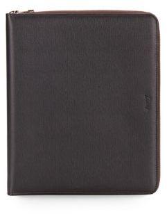 Brioni Leather iPad Case