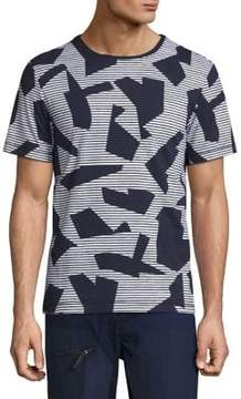 Madison Supply Graphic Printed Tee