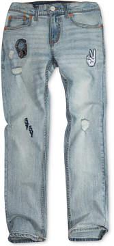 Levi's 511 Destruction Jeans, Big Boys (8-20)