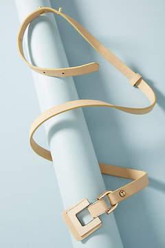 Anthropologie Mod Skinny Belt