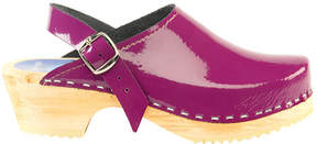 Cape Clogs Women's Purple Patent