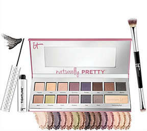 It Cosmetics IT's Your NaturallyPretty Romantic Eyes 3 Pc Collection
