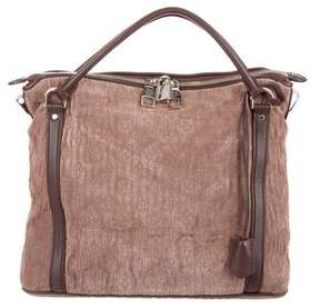 Louis Vuitton Suede Antheia Ixia PM - BROWN - STYLE