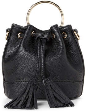 Urban Expressions Black Ziggy Crossbody
