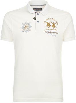 La Martina Royal Legion Piquet Polo Shirt