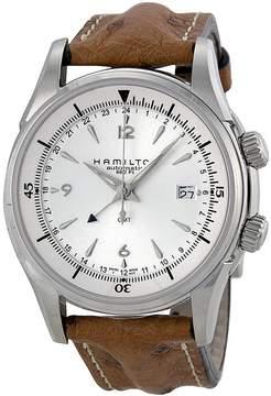 Hamilton Jazzmaster Traveler GMT 2 Automatic Men's Watch