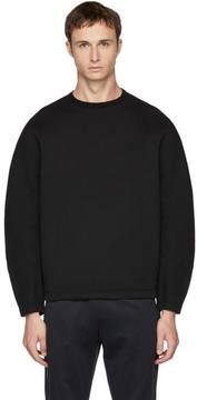 Kolor Black Plain Sweatshirt