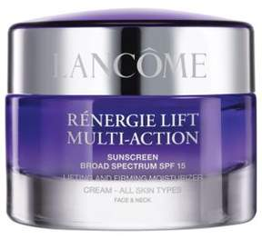 Lancome Renergie Lift Multi Action Moisturizer Cream SPF 15 All Skin Types
