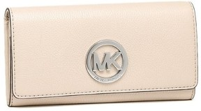 MICHAEL Michael Kors Fulton Carryall Wallet - CEMENT - STYLE