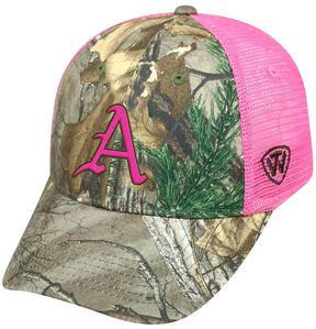 Top of the World Adult Arkansas Razorbacks Sneak Realtree Snapback Cap