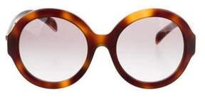 Prada Oversize Round Sunglasses