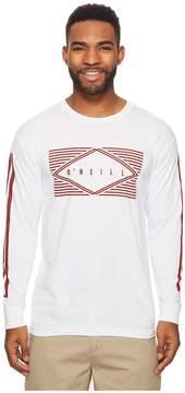 O'Neill Eyeball Long Sleeve Screen Tee Men's T Shirt