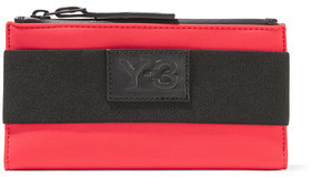 Y-3 + Adidas Originals Color-Block Scuba Wallet