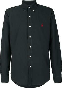 Polo Ralph Lauren red logo shirt