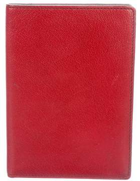 Cartier Leather Passport Holder