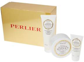 Perlier White Honey 3-piece Kit with Gift Box