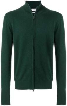 Ballantyne roll-neck zip sweater