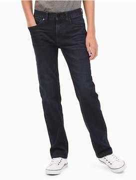 Calvin Klein Jeans Boys Osaka Dark Wash Jeans