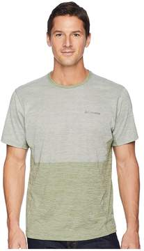 Columbia Solar Chill Short Sleeve Top Men's Short Sleeve Pullover