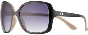Lauren Conrad Cellarz Two-Tone Oversized Square Sunglasses - Women
