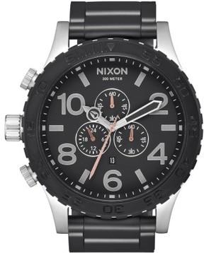 Nixon Men's 51-30 Chronograph Watch, 51Mm