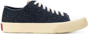 Visvim tweed lace-up sneakers