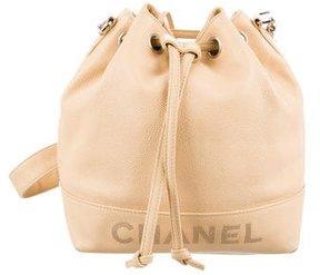 Chanel Vintage Caviar Bucket Bag