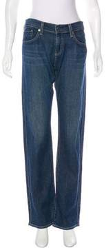 Adriano Goldschmied Mid-Rise Wide-Leg Jeans