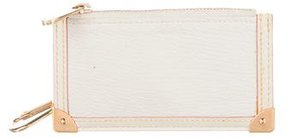 Louis Vuitton Suhali Key Cles Coin Pouch - WHITE - STYLE