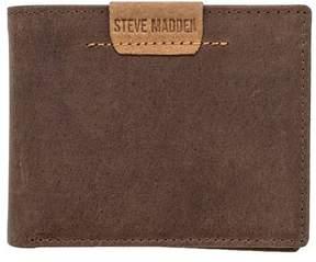 Steve Madden Men's Dakota Stitch Passcase
