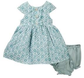 Laura Ashley Lace Dress (Baby Girls 12-24M)