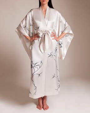 Carine Gilson Long Kimono