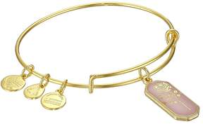 Alex and Ani Deep Romance - Rose Expandable Wire Bangle Bracelet