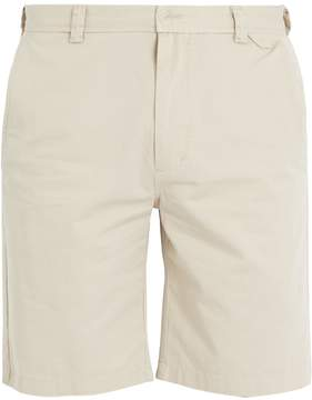 Acne Studios Ishir straight-leg cotton shorts