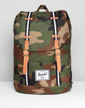 Herschel Retreat Offset Backpack 19.5L