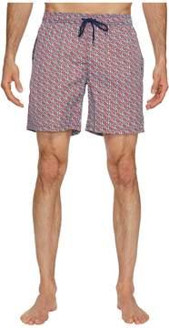 Mr.Swim Mr. Swim Vertical Zig Dale Swim Trunks Men's Swimwear