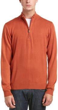 J.Mclaughlin 1/4-Zip Pullover