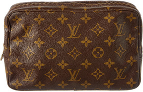 Louis Vuitton Monogram Canvas Trousse Toilette 23 Cosmetic Pouch