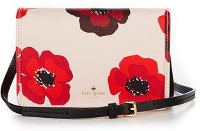 Kate Spade Hyde Lane Renee Poppies Cross-Body Bag - ROSE DEW/MULTI - STYLE