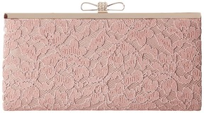 Jessica McClintock - Laura Lace Frame Clutch Clutch Handbags