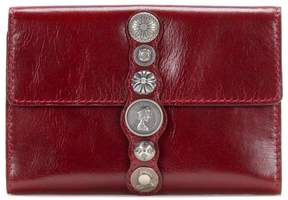 Patricia Nash Colli Renaissance Coin Leather Wallet