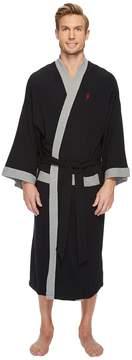 Jockey Waffle Kimono Men's Robe